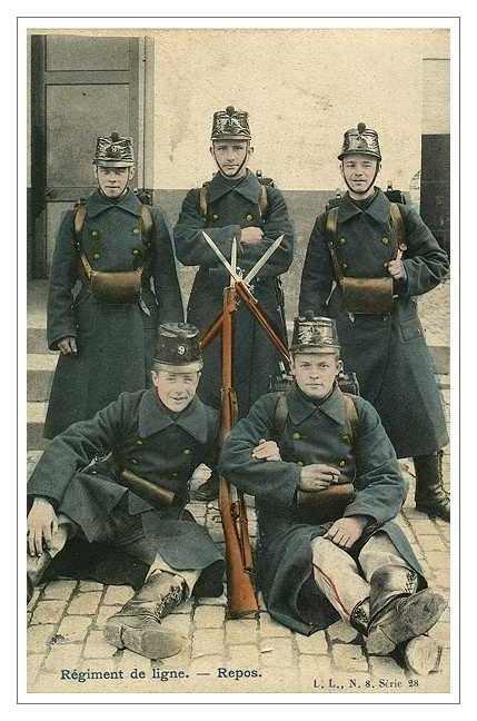 Beļģijas armija pirms WW I