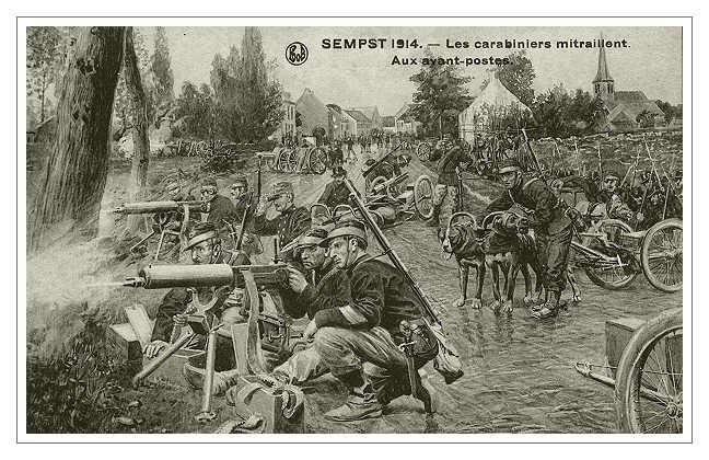Kaujas pie Antverpenes