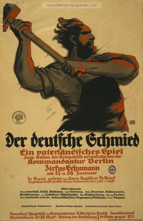 Немецкий кузнец