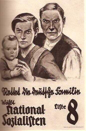 Весна 1932 года. Региональные выборы в Пруссии