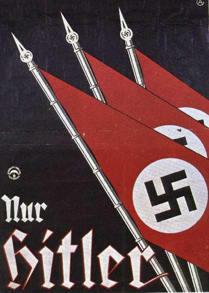 Какие-то из двух выборов 1932 года. Только Гитлер
