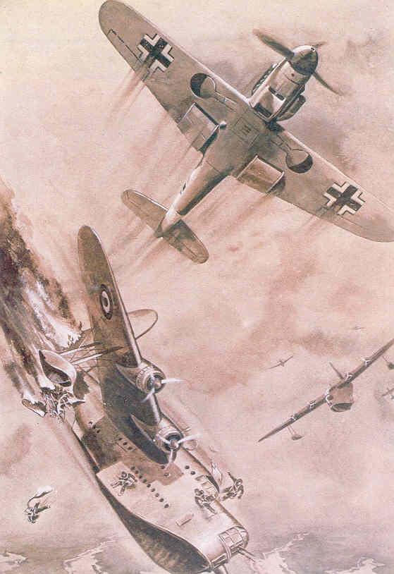 Победа в воздушном бою