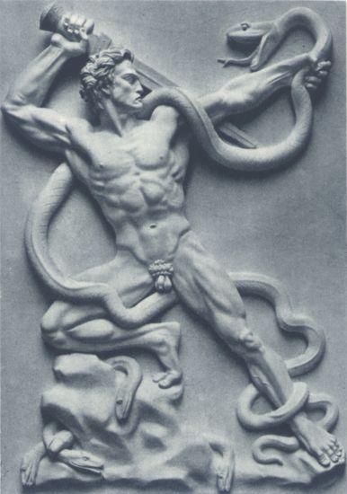 Арно Брекер. Мститель. 1941