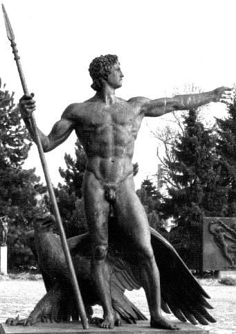 Арно Брекер. Александр Великий
