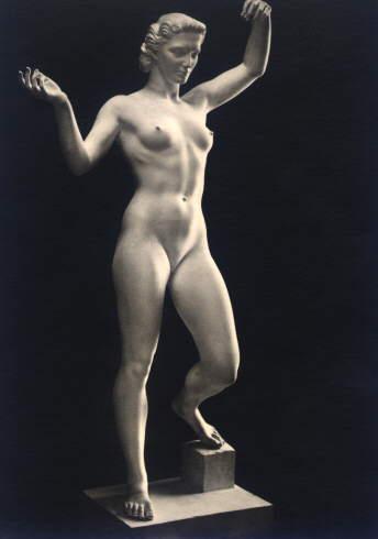 Арно Брекер. Грация. 1937