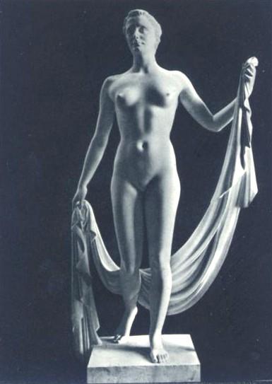 Арно Брекер. Идущая. 1937