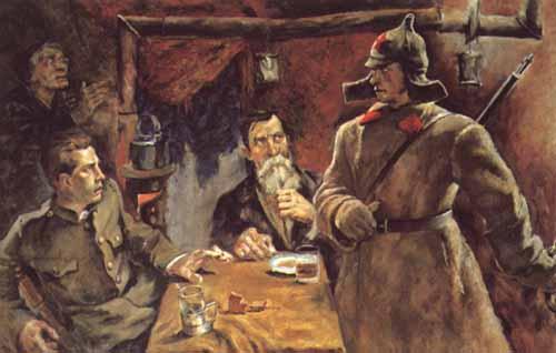 соколов картины: