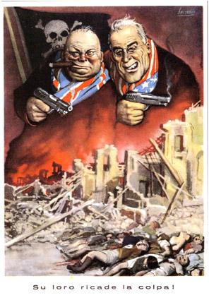 Плакаты вторая мировая