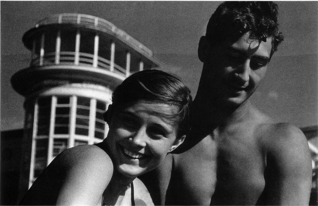 Молодость. 1937. Фото Б. Игнатовича.