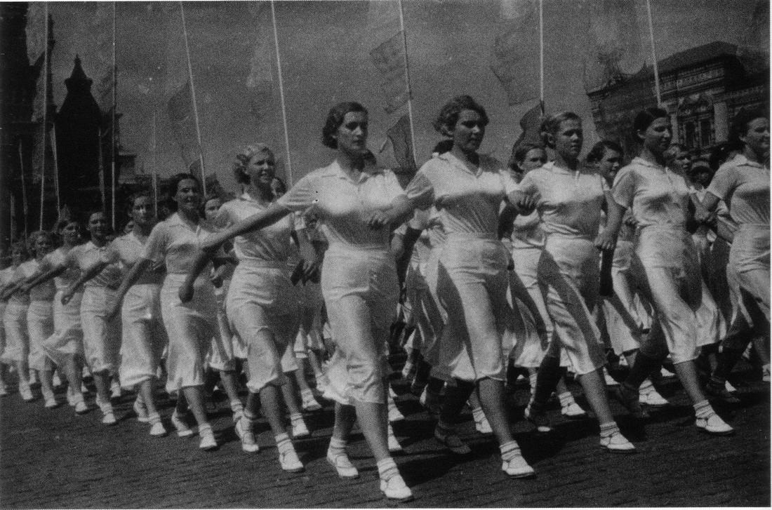 Физкультура и спорт в ссср 1920 1930 х