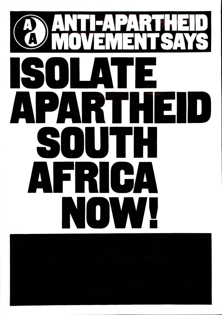 anti - apartheid essays South africa apartheid essays - the role of nelson mandela in the anti-apartheid movement.