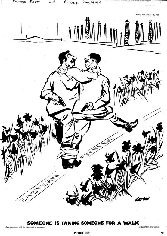Сталин с Гитлером