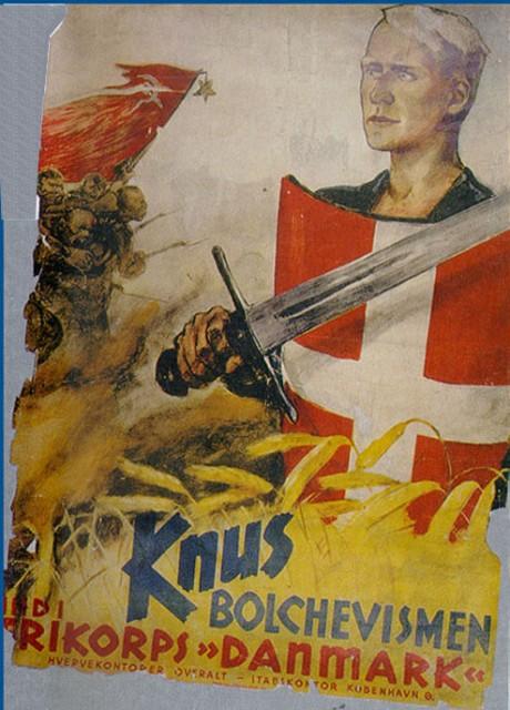 на борьбу с СССР зовут датчан