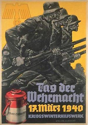 День Вермахта, 17 марта 1940 года