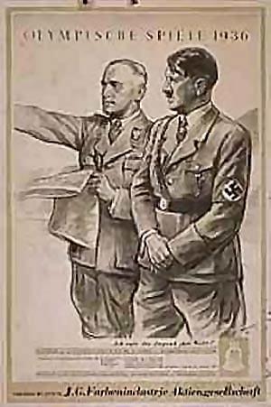 Олимпийские игры 1936 г.