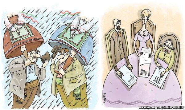 На западе женщины шире представлены в органах власти и разрыв с зарплатой мужчин существенно ниже, чем на Украине