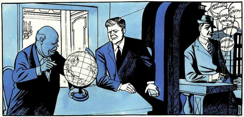 Вся Европа находится в большой опасности (1961 год)