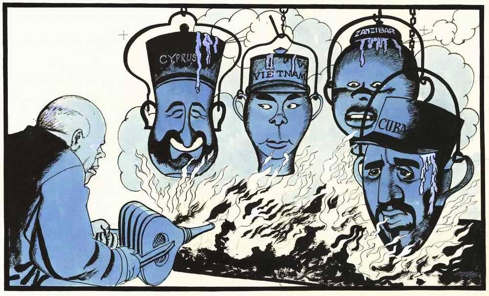 Никита Хрущев как разжигатель региональных войн и революционных конфликтов (1964 год)