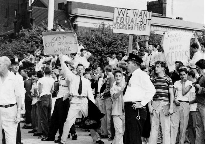 Мы хотим равенства и сегрегации